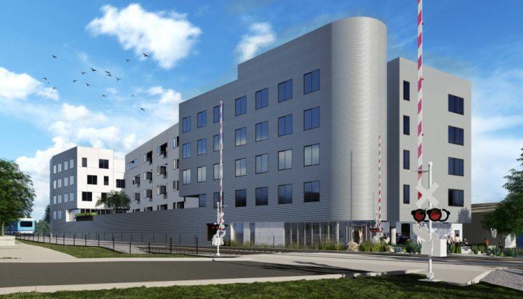Affordable apartments heading to increasingly unaffordable East Austin