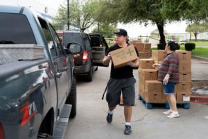 Austin families navigate food insecurity inflicted by Covid-19