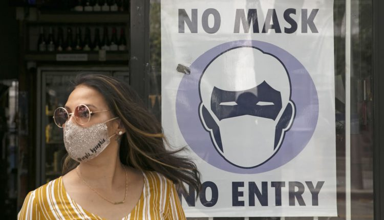 Will California drop its outdoor mask mandate? What the CDC
