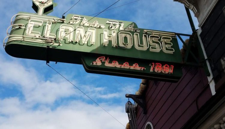 Salty Old San Francisco Landmark the Old Clam House Is