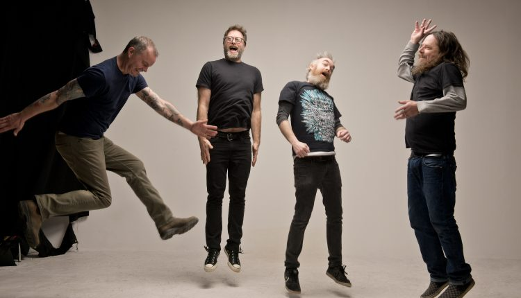 CBS SF Talks to Red Fang Drummer John Sherman About