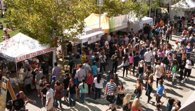 Oakland's Eat Real Fest Is Cancelled for 2021, Citing Pandemic-Related